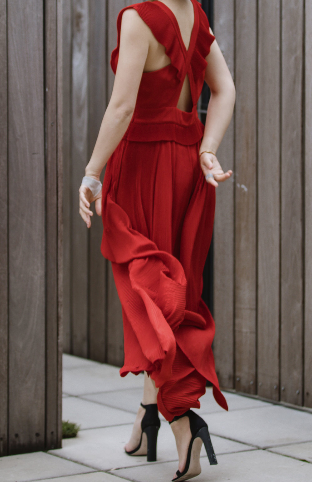 chelsea and walker red dress 5.JPG