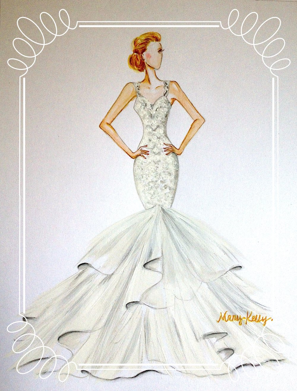 justin alexander gown, mary kelly designs © 2018