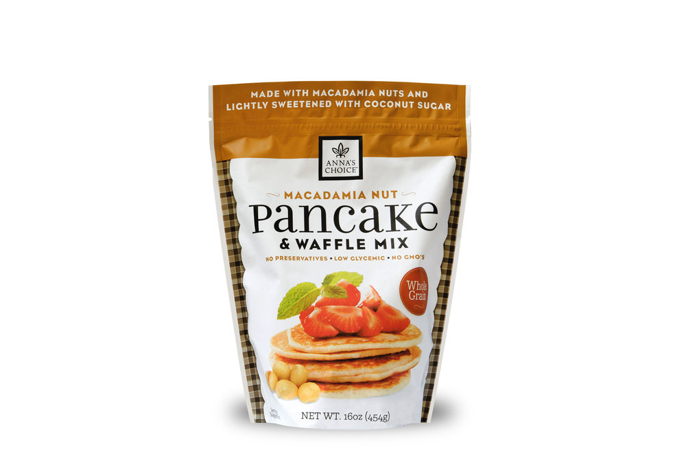 Anna's Choice Macadamia Pancake Mix