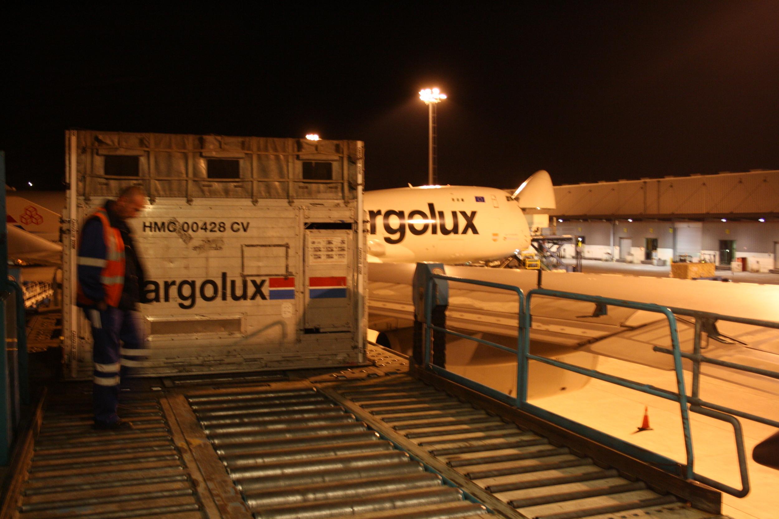 Bilder Cargolux 15.Oct09 050