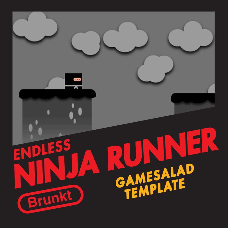 Endless Ninja Runner