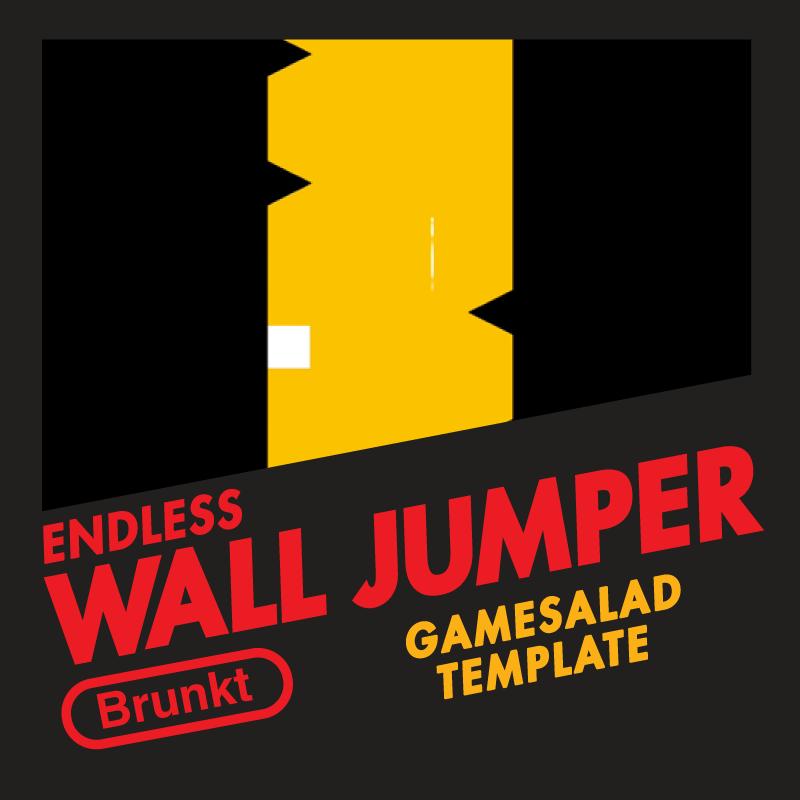 Endless Wall Jumper