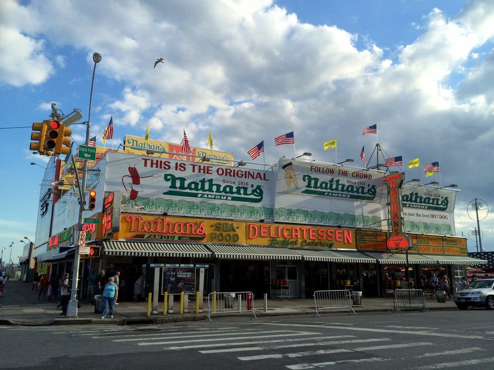 Copy of Nathan's Famous