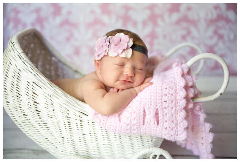 newborn baby girl buggy pram pink.jpg