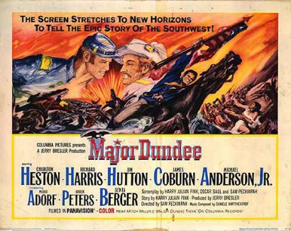 poster4 Sam Peckinpah Major Dundee DVD Review.jpg