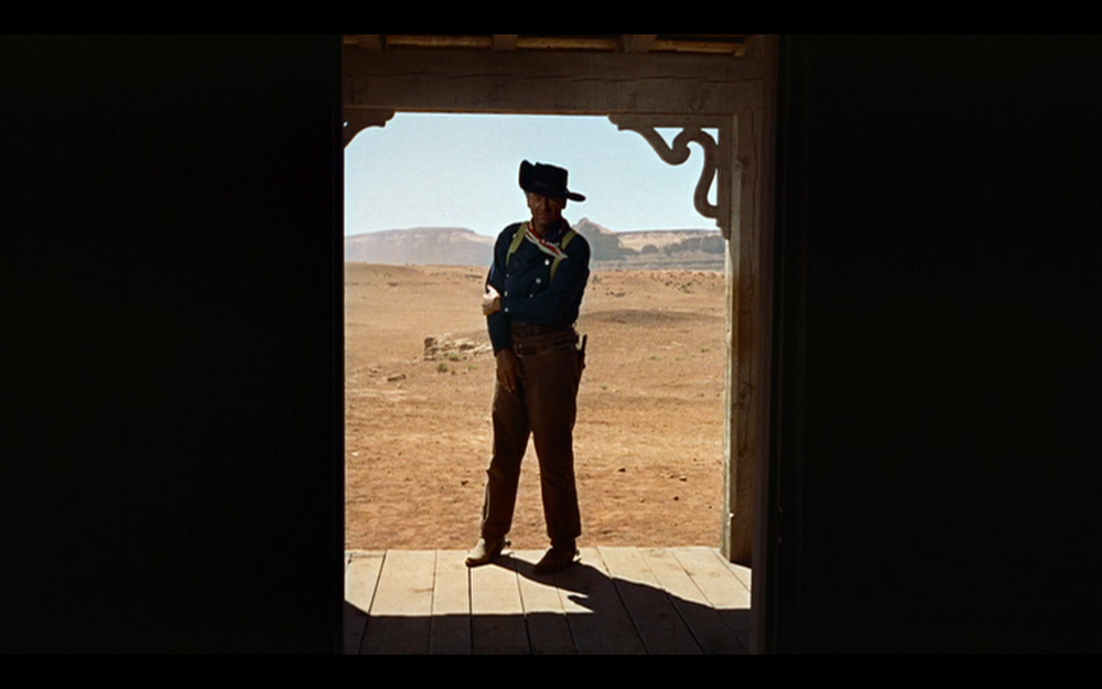 9. The Searchers (1956)