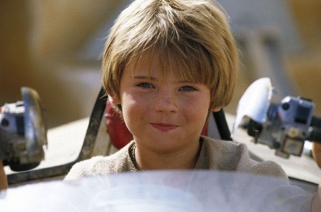 Anakin Skywalker Star Wars Episode 1