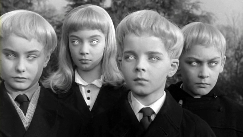 38. Village of the Damned (1960)
