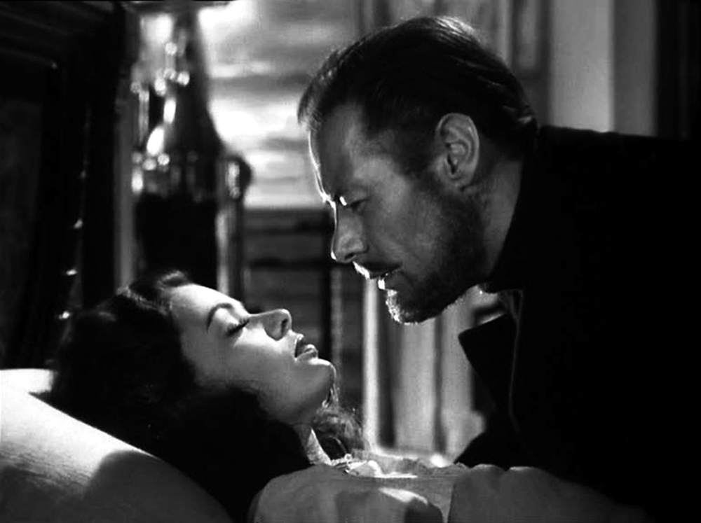 Gene Tierney and Rex Harrison