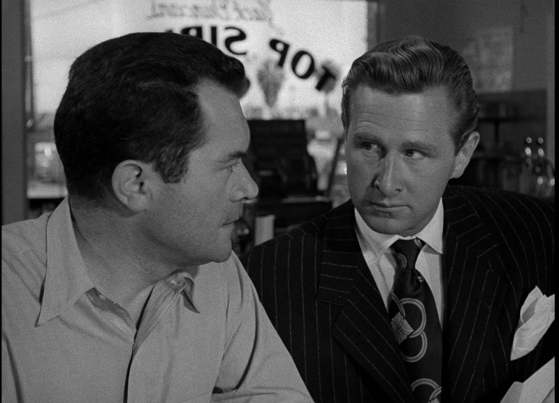 Frank Lovejoy, Lloyd Bridges