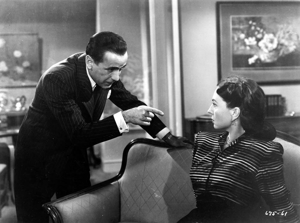 Humphrey Bogart, Agnes Moorehead