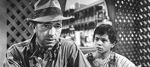 Humphrey Bogart, Robert Blake