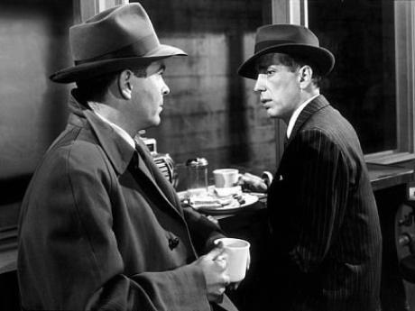 Douglas Kennedy, Humphrey Bogart