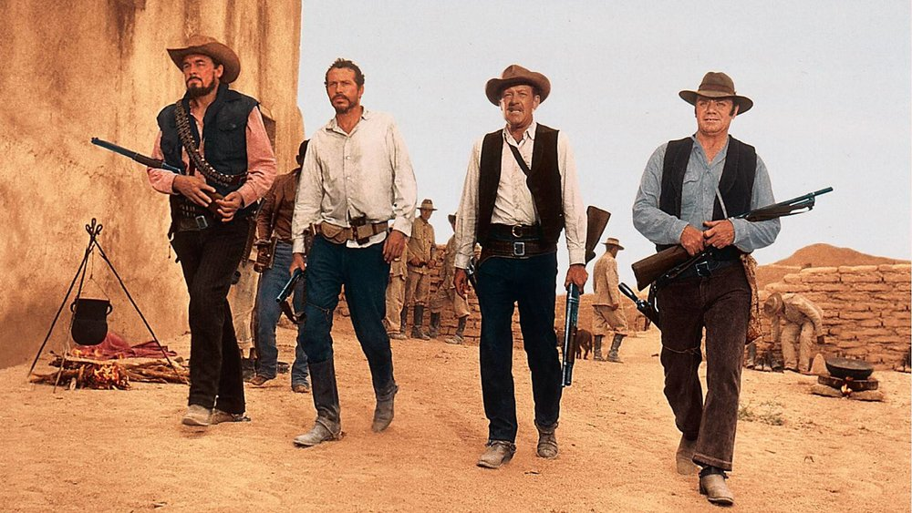5. The Wild Bunch (1969)