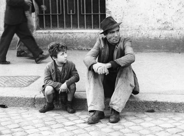 91. Bicycle Thieves (1948)