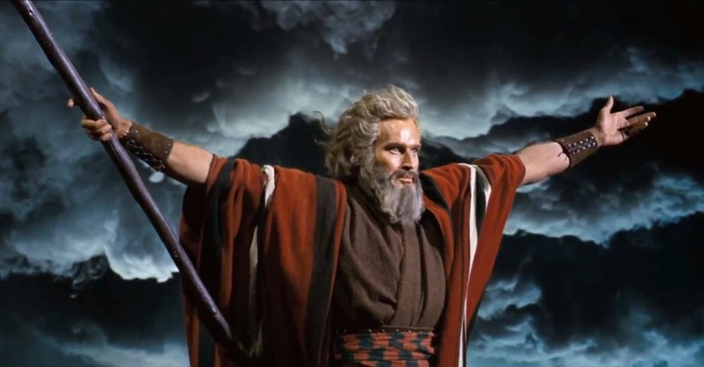 118. The Ten Commandments (1956)