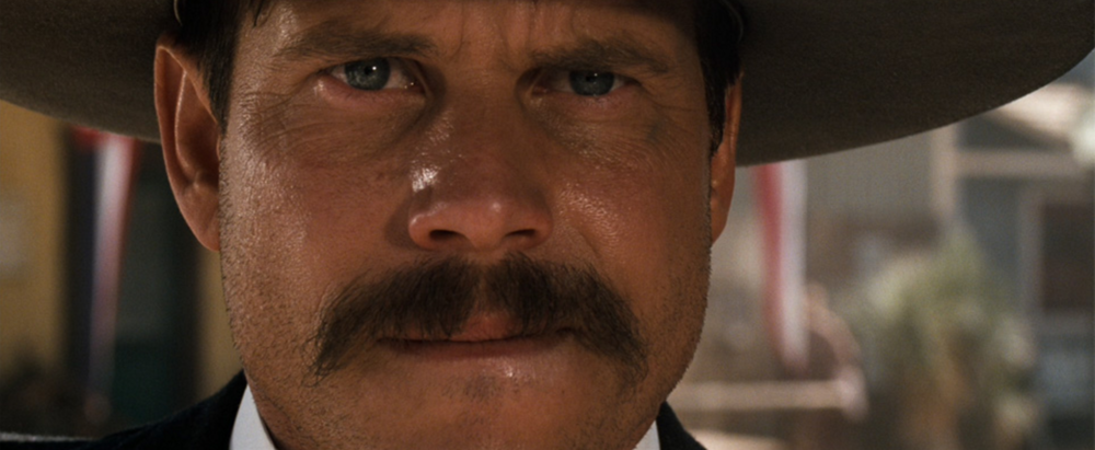 as Morgan Earp in Tombstone (1993)