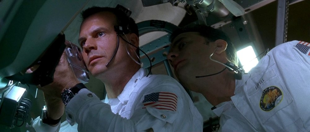 as Fred Haise in Apollo 13 (1995)
