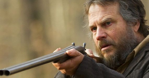 as Randall McCoy in  Hatfields & McCoys  (2012 TV Mini-Series)