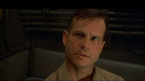 as Lt. Cmdr. Mike Dahlgren in U-571 (2000)