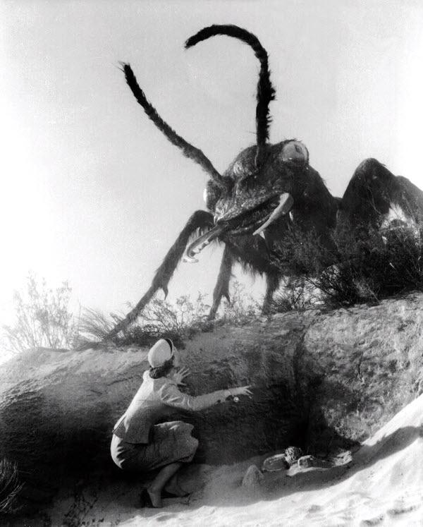 Joan Weldon, Nuclear Mutated Ant