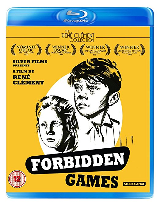 Forbidden Games [1952] [Blu-ray]