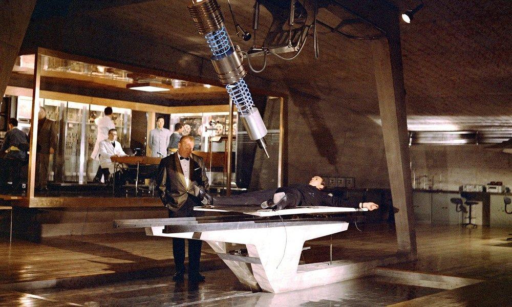 137. Goldfinger (1964)