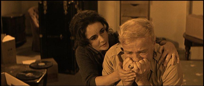 Elizabeth Taylor, Brian Keith