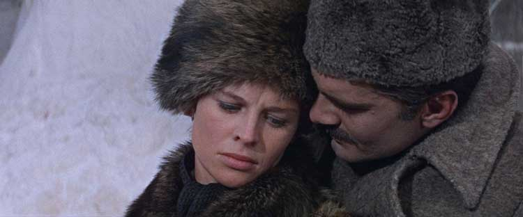 Julie Christie, Omar Sharif