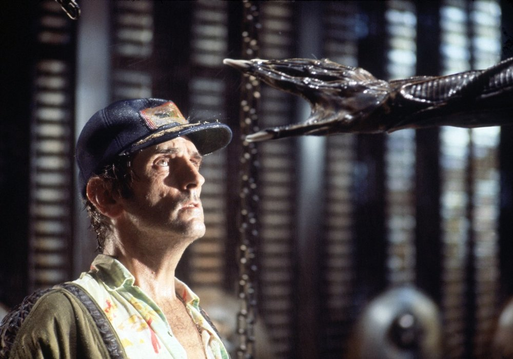 as Brett in  Alien  (1979)
