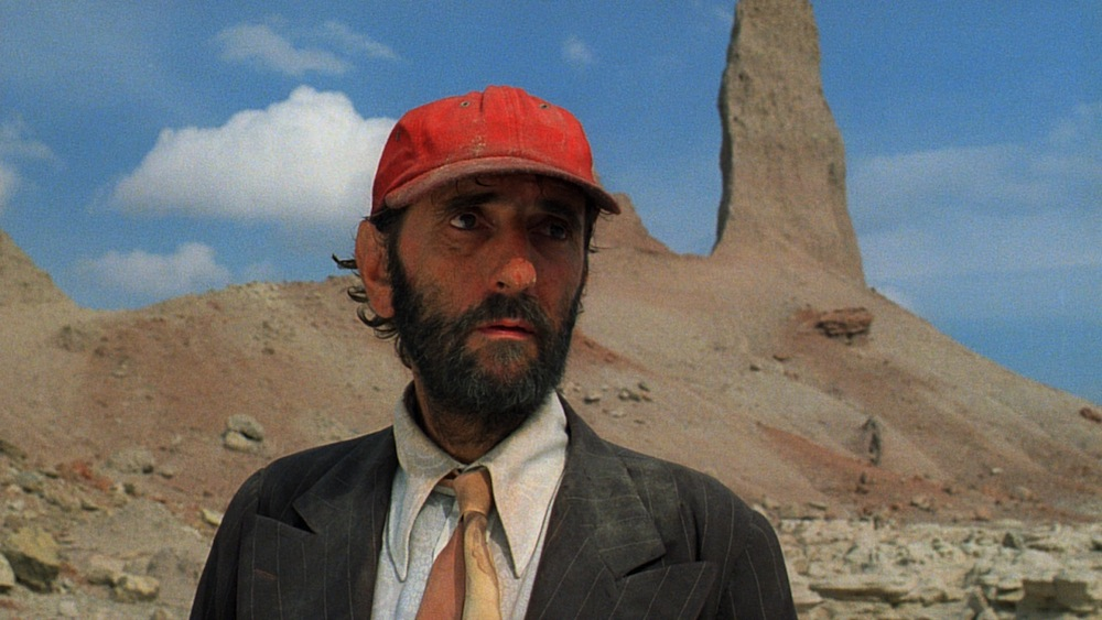 as Travis Henderson in  Paris, Texas  (1984)