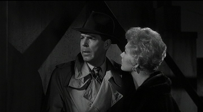 Fred MacMurray, Kim Novak