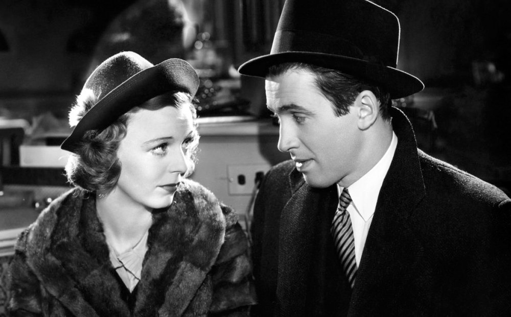 Margaret Sullavan, James Stewart