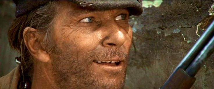 L.Q. Jones as T.C. in  The Wild Bunch