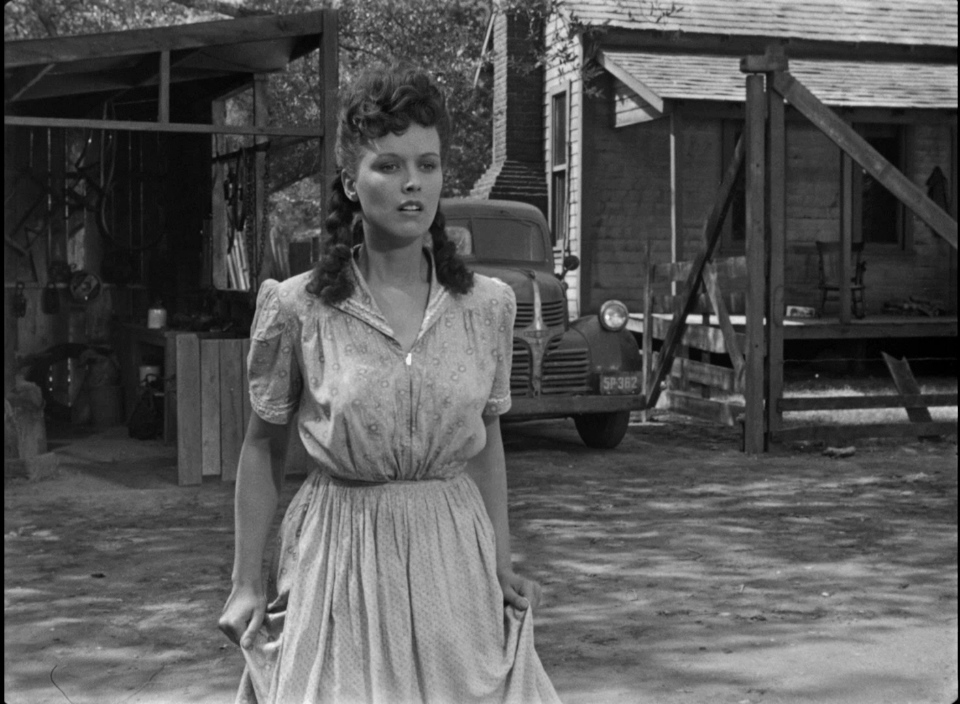 Noreen Nash as Becky in  The Southerner