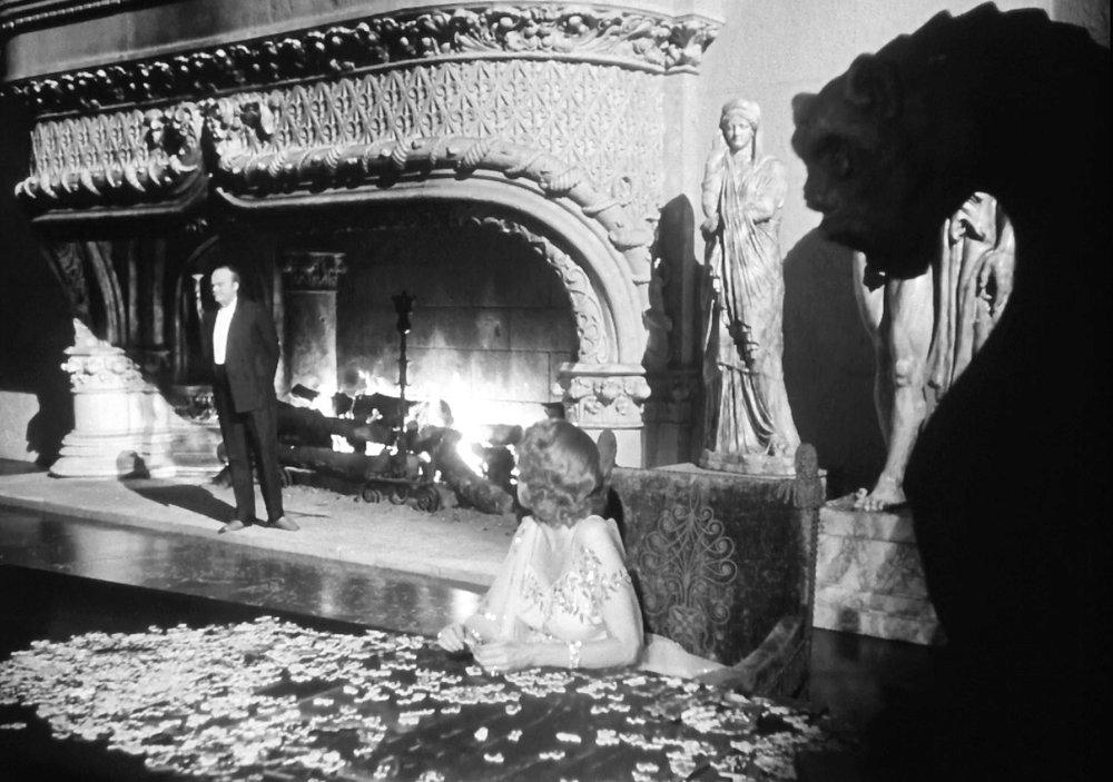 Orson Welles, Dorothy Comingore
