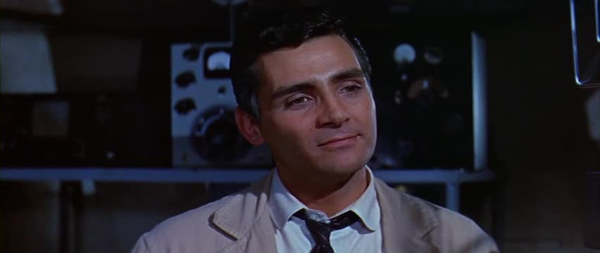 David Hedison as Alan Delambre in  The Fly
