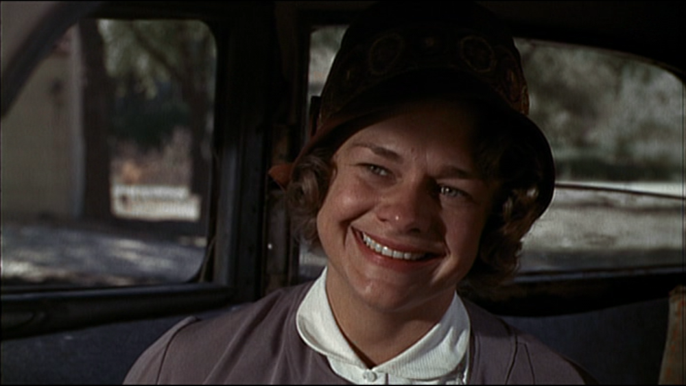 Estelle Parsons as Blanche Barrow in  Bonnie and Clyde