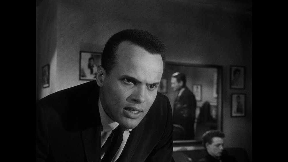 Harry Belafonte as Johnny Ingram in  Odds Against Tomorrow