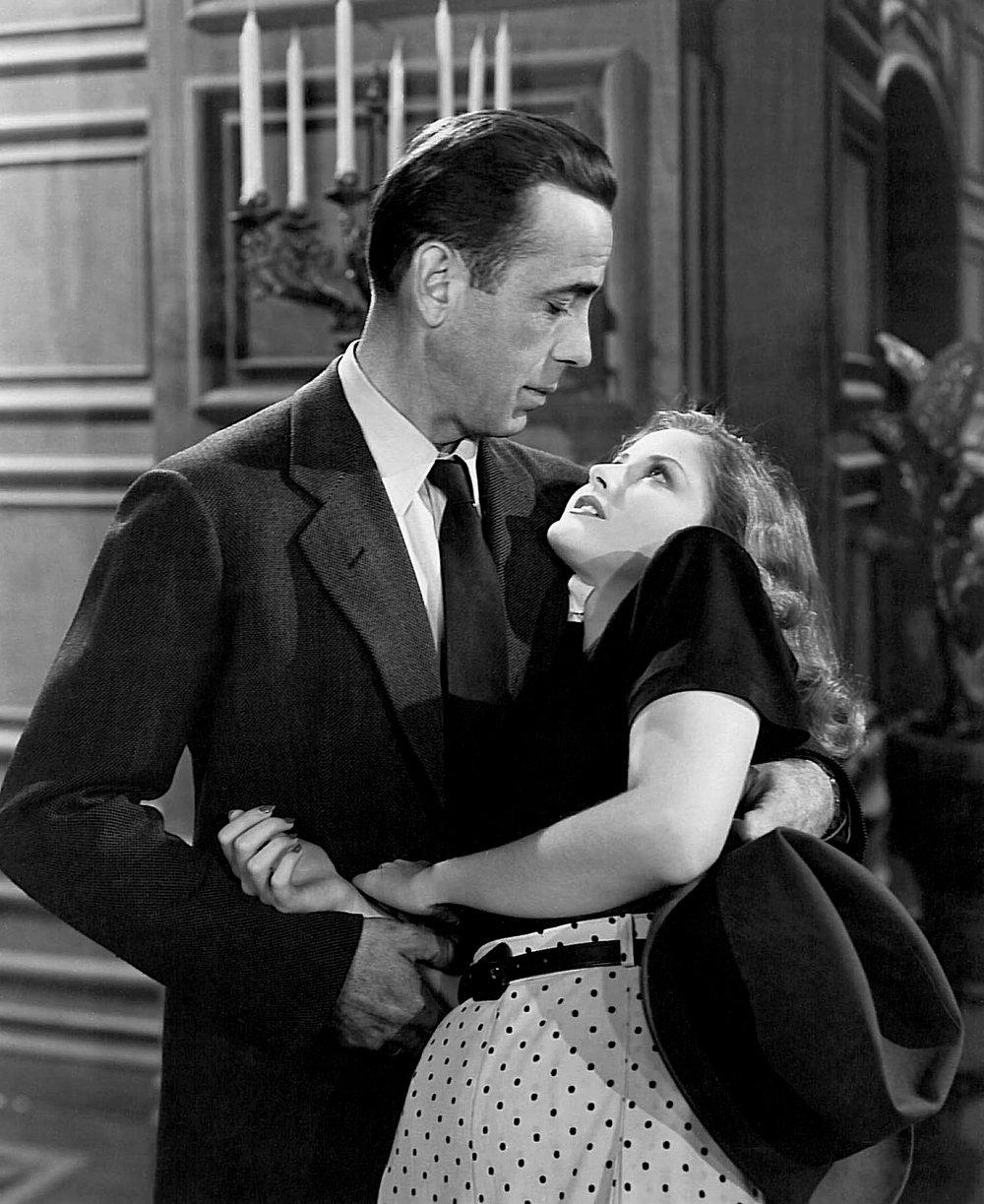 Humphrey Bogart, Martha Vickers