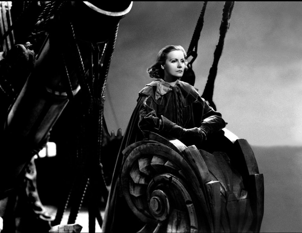229. Queen Christina (1933)