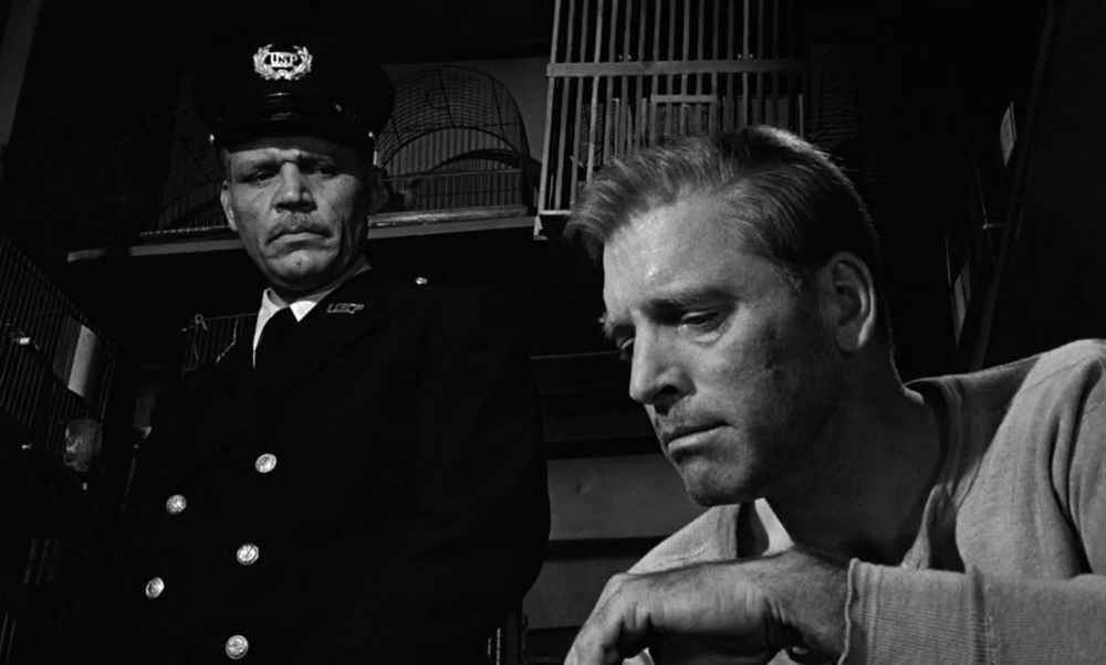 244. Birdman of Alcatraz (1962)