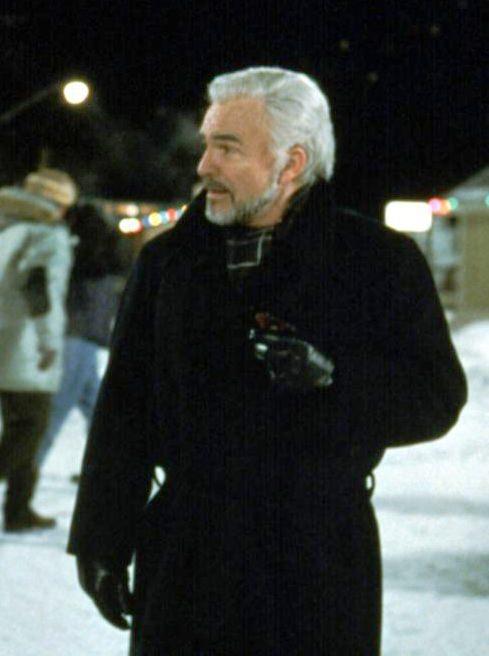Burt Reynolds in MYSTERY, ALASKA