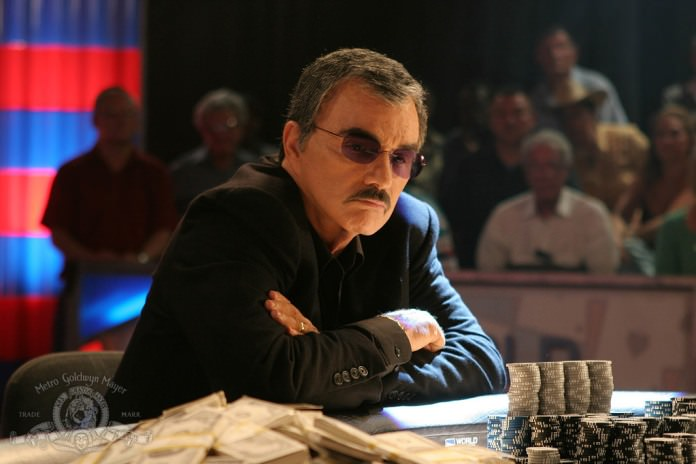 Burt Reynolds in DEAL