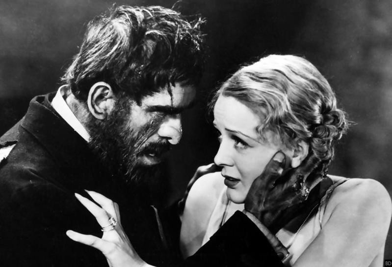 Boris Karloff, Gloria Stuart (yes, the same actress from 1997's  Titanic )