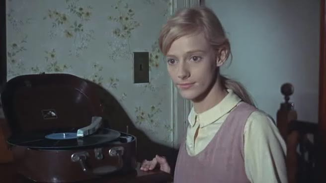 Sondra Locke as Mick in  The Heart Is a Lonely Hunter  (1968)