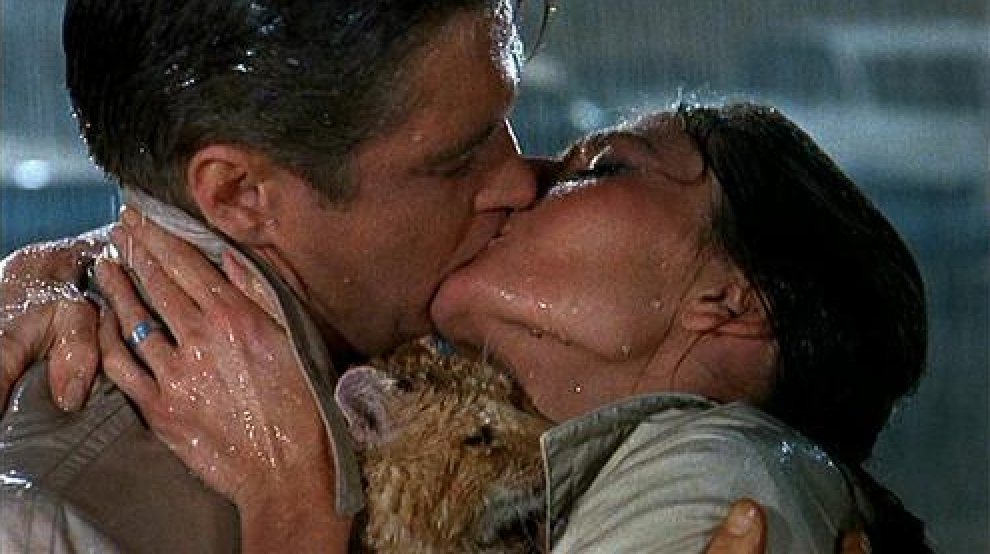 54. Breakfast at Tiffany's (1961)