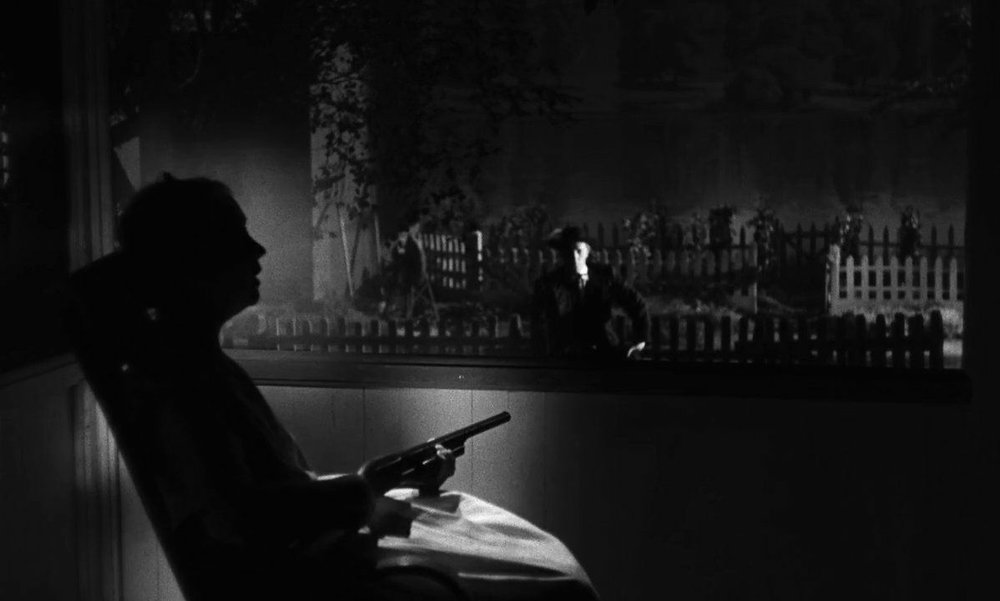 19. The Night of the Hunter (1955)