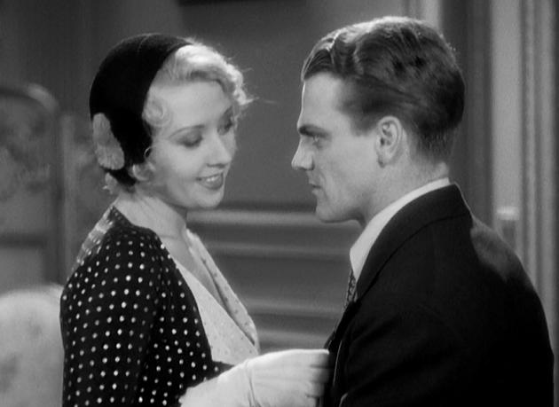 Joan Blondell, James Cagney