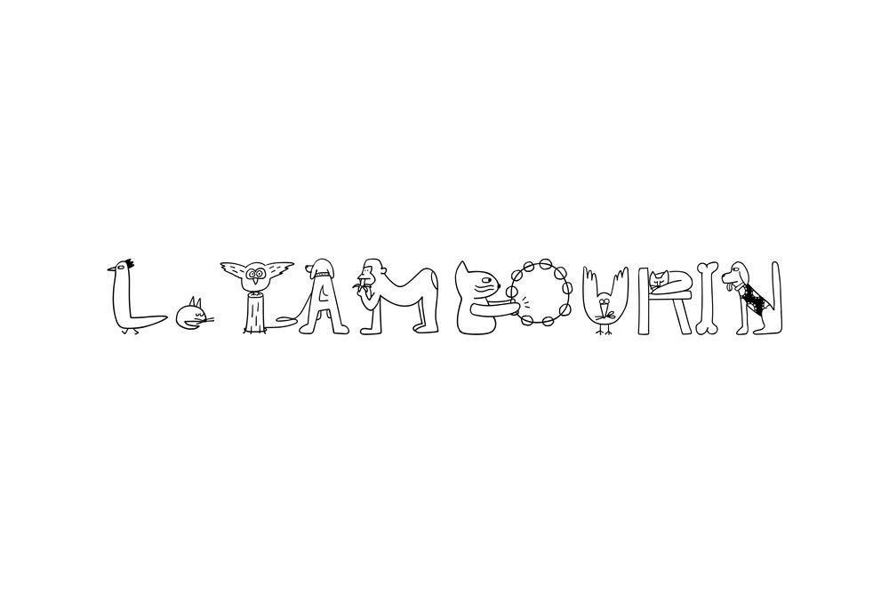 ロゴマークを作成しました。